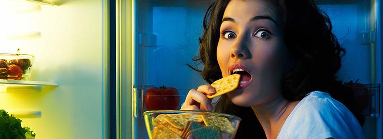 El Síndrome de Comedor Nocturno